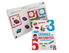 Craques da matemática: 3 Anos | Editorial Presença