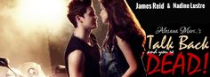 Talk Back and You're Dead James Reid Nadine Lustre Joseph Marco Top Samantha Red Yassi Review Trailer Latest Pictures Photos