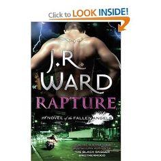 Rapture (Fallen Angels, Book 4): Amazon.co.uk: J.R. Ward: Books