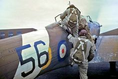 Roundel Round-Up > Vintage Wings of Canada Aircraft Photos, Ww2 Aircraft, Fighter Aircraft, Military Aircraft, Fighter Pilot, Fighter Jets, Ww2 Planes, Battle Of Britain, Military Weapons