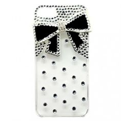 Hey girls! This is hard case for someone who love pretty look and want to protect iPhone 5 perfectly! Why don't click now?