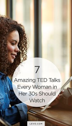Clear your schedule! These are the BEST #TEDTalks for women. - http://levo.com