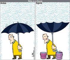 A solução para a crise hídrica de São Paulo.