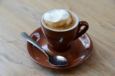 espresso con panna.