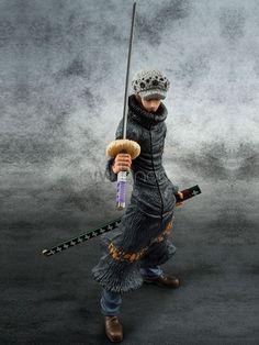 One Piece Trafalgar·Law Anime Action Figure - Milanoo.com #cosplay #Halloween #onepiece