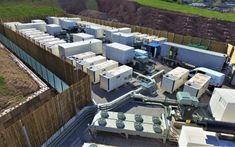 Gresham_Battery_Storage_-_Gresham_House Energy Storage, London Stock Exchange, Project Site, Investors, Solar Power, Backdrops, House, Solar Energy, Home