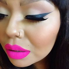 """IM PINNING THIS FOR HOW """"NOT"""" TO DO MAKEUP - blergh"""