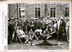 stobhill hospital, glasgow 1915