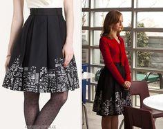 Kate Spade City Lights Lillith Skirt - No longer available