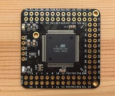 [2017 Update] Eagle files please click here.The objective of this project is to create a version of Arduino Mega 2560 board that has lower component count and...