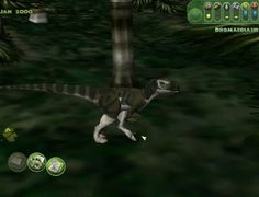 Designer:  Tamara Henson & Lexmac0 Original Creator: Blue Tongue Games for the models and coding and David Peters for the skins Requires:  Jurassic Park Opera