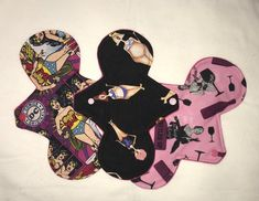 A personal favorite from my Etsy shop https://www.etsy.com/listing/587611192/cloth-pad-bundle-cloth-pad-set-set-of-3