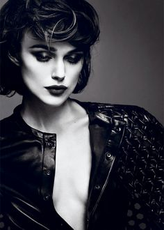 Keira Knightley for Interview Magazine April 2012