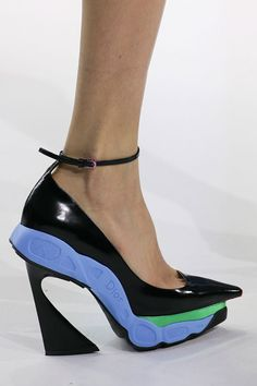 Dior shoes fall 2014