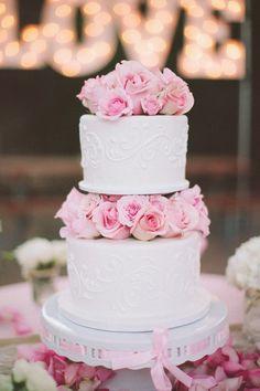 rosa naturales pastel