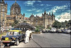 Chhatrapati Shivaji Terminus | Victoria Terminus | Flickr - Photo Sharing!