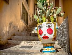 #pricklypear in #taormina #sicily #urban #urbanphotography #street #streetart #streetstyle...