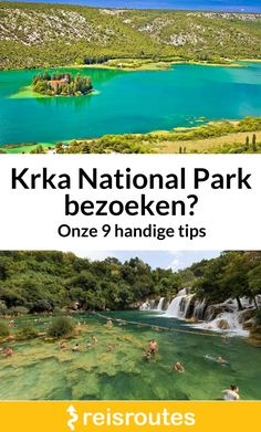 Krka National Park bezoeken? ✅ Ga zwemmen in de Krka Watervallen ✅ ✅ Bezoek het eiland Visovac met het Visovac klooster ✅ Je vindt er de grootste concentratie lavendel in Europa ✅ Gratis reisgids Kroatië #kraka #kroatie #croatia Brain Training Games, Road Trippin, Travel Goals, Montenegro, Croatia, Garden Design, Camper, Places To Visit, Vacation