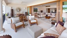Show unit at Port Ferdinand by Archer's Hall Design Centre, Speightstown, Barbados