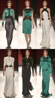 bottom left and obviosuly the sequin hoodie. Carolina Herrera Fall 2013 Collection