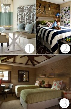 Emily A. Clark: Fabric Covered Panels (If You Need a Headboard Fast)