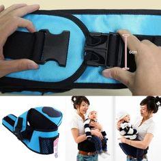 ขอแนะนำ  leegoal Lightweight Baby Carrier Waist Stool Breathable Hip SeatBaby Sling Hold Waist Belt,Blue - intl  ราคาเพียง  597 บาท  เท่านั้น คุณสมบัติ มีดังนี้ MATERIAL:1680D Oxford and EPP material. The material in thecushion,we adopt environmental friendly EPP material.Its portable,non-toxic and no smelling. The inside cushion has 1.2cm elasticsponge.The material is soft and comfortable seat and let your babymore comfortable and safe. QUALITY AND SAFTY:We adopt the high strength precision saf Baby Gear, Balenciaga, Stool, Cushion, Oxford, Strength, Belt, Sneakers, Belts