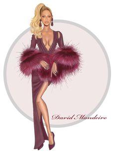 Beyoncé atTidal Event in Brooklyn by David Mandeiro.
