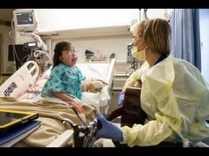 Great film on music therapy and hospitals...excellent for consumers and families.