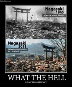 ancient japanese secret of iron wood. That damn thing will still be standing when the world implodes.