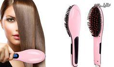 برس صاف کننده برقی مو با % تخفیف و پرداخت  تومان به جای  تومان