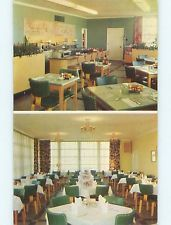 1950's JACKSON RESTAURANT Murfreesboro Tennessee TN r1009