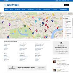 Directory WordPress Theme by Templatic | Best WordPress Themes 2013