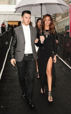 Kevin and Danielle Danielle Jonas, Famous Stars, Jonas Brothers, Shining Star, Celebrity Couples, Play Dress, Playing Dress Up, Sisters, Royalty