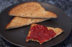 strawberry cardamom jam