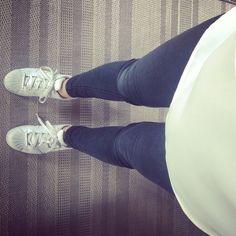 Pureté ❤ #adidas#superstar#white