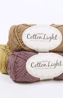 DROPS Cotton Light colour chart ~ DROPS Design
