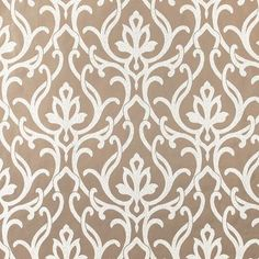 Sample Dazzled Wallpaper in Glitter and Gold design by Candice Olson