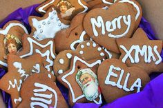 Easy and tasty gingerbread cookies, perfect for an afternoon baking session