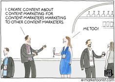 New Content Strategy Course: The Keys to Great Lead Generation and Lead Nurturing Content Marketing Topics, Marketing Channel, Content Marketing Strategy, The Marketing, Inbound Marketing, Internet Marketing, Digital Marketing, Marketing Ideas, Business Cartoons