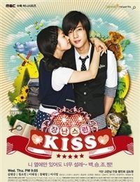 Playful Kiss drama ,a classic teen k drama but the male character was too cold and silly