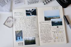 Travel journal - first trip by sandrakarls at @studio_calico