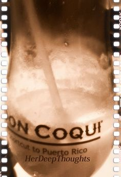 Happy Thanksgiving! [An Archived Coquito Recipe] | Her Deep Thoughts (sm)