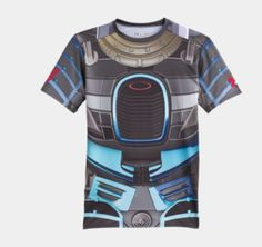 Men's Under Armour® Alter Ego Transformers Drift Compression Shirt