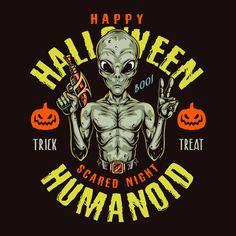 Halloween t-shirt vector design.