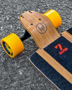 Skateboard Longboard en bois made in France LDP/randonnée skate Seven suns Skate Longboard, Longboard Cruiser, Longboard Design, Longboard Decks, Cruiser Skateboards, Skateboard Design, Skateboard Decks, Cool Longboards, Beginner Skateboard