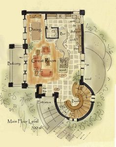 Storybook Cottage House Plans pinterest • the world's catalog of ideas