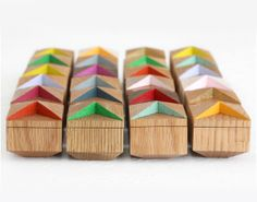 wooden jewelry boxes : oh dier //$38 on etsy