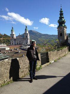 Mönchsberg Salzburg, Berg, Louvre, Building, Travel, Viajes, Buildings, Destinations, Traveling