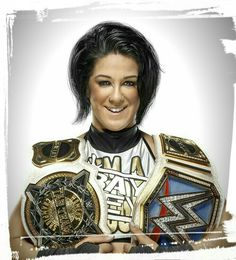 Pamela Rose Martinez, Wwe Wrestlers, All Star, Champion, Short Hair Styles, Wrestling, Celebrities, Wwe Stuff, Sexy