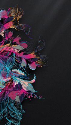 Abstract Iphone Wallpaper, Phone Screen Wallpaper, Watercolor Wallpaper, Butterfly Wallpaper, Dark Wallpaper, Wallpaper Iphone Cute, Cellphone Wallpaper, Colorful Wallpaper, Galaxy Wallpaper